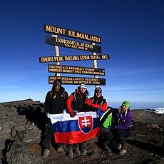 Kilimandžáro 2015